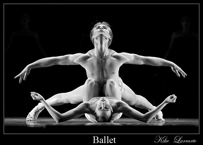 Перфоманс Обнаженный Балет