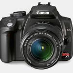Canon presenta la 350D