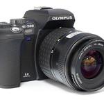 Nuevo firmware para la Olympus E-500/EVOLT E-500