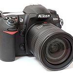 Prueba Nikon D200