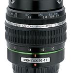 Nuevo Pentax DA Ojo de Pez 10-17mm F3.5-4.5 ED IF.