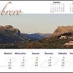 Calendario de Rafa Irusta (febrero)