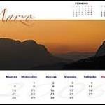 Calendario de Rafa Irusta (marzo)