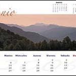 Calendario de Rafa Irusta (junio)
