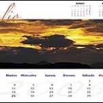 Calendario de Rafa Irusta (julio)