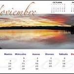 Calendario de Rafa Irusta (noviembre)