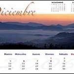 Calendario de Rafa Irusta (diciembre)
