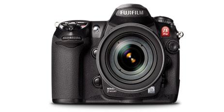 Fujifilm IS Pro.