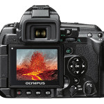 Nueva Olympus E-3