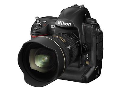 Nikon D3 con 12-24