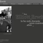 La web de Elliot Erwitt