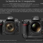 Comparativa Nikon D200 vs. D300 en la web de Hugo Rodriguez