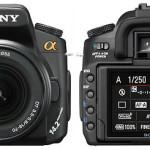 Nuevas Sony Alfa 300 y 350