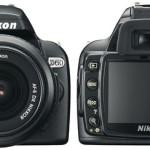 Confirmado, nueva Nikon D60 y objetivos