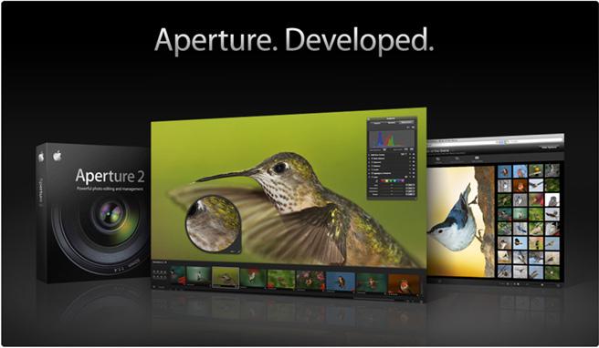 Apple Aperture 2.0