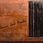 Nueva exposición «De l'invisible i l'efimer» de J. Jové