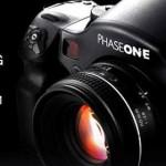 La nueva cámara de Phase One y Mamiya