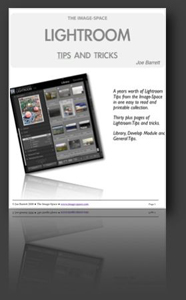 Lightroom tips ebook