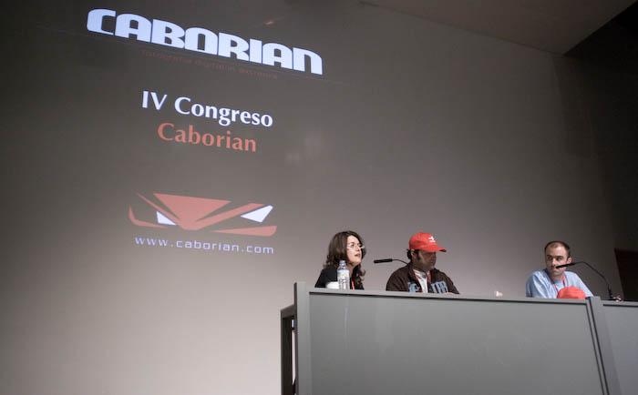 inauguración del congreso caborian