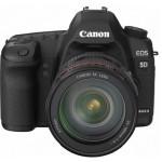 Ya es oficial: Canon EOS 5D MkII
