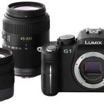 Lumix G1, primera cámara con formato micro 4/3