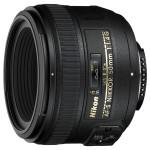 Nuevo Nikon AF-S  50mm f/1.4G