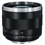 Nuevas lentes Carl Zeiss con montura Canon EF
