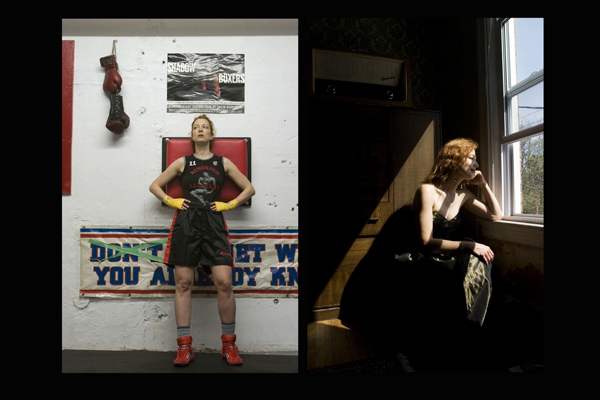 Canada's Only Female Boxing Club