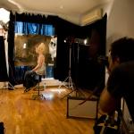 Técnica fotográfica: (Fotos de Retratos de Estudio)