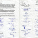 Comunicado de la Asociación de Fotógrafos de Prensa de Málaga (AFOPREMA)