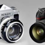 Nikon celebra el 50 aniversario de la montura F