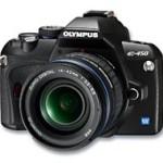 Presentada la nueva Olympus E-450