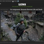 Lens, un blog de fotoperiodismo.