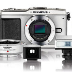 Olympus E-P1. No es una réflex, no es una compacta.
