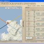 The Photographer's Ephemeris: Imprescindible para el Paisajista