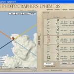 The Photographer's Ephemeris: Imprescindible para el Paisajista