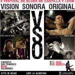 V.S.O. Caborian en el Festival de Blues de Castilla y León