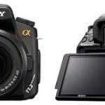 Presentadas las nuevas Sony Alfa 500 y 550