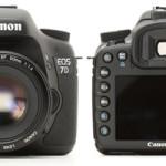 Canon EOS 7D – Cambios esperados