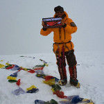 Caborian a 8201 metros de altura