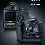 Canon publica el libro blanco de la EOS 1D mkIV