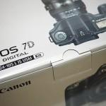 Nuevo firmware para la Canon EOS 7D