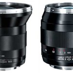Zeiss 21, 28 y 35mm disponibles para Canon EOS