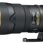 Nikon actualiza el AF-S 300 f:2.8 VR