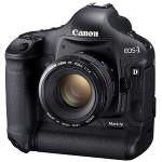 Canon publica un nuevo firmware para la EOS 1D markIV