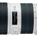 Canon revisa el telezoom 70-200 f:2.8 IS
