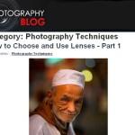 [Técnica Fotográfica] Photography Blog
