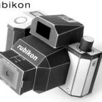 Rubikon: Imprime y construye una cámara que funciona