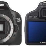 Nueva Canon EOS 550D: 18mpix y video HD 1080p