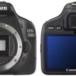 Nueva Canon EOS 550D: 18mpix y video HD 1080p